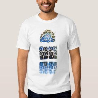 Mosque Foyer Window 1 white T-Shirt