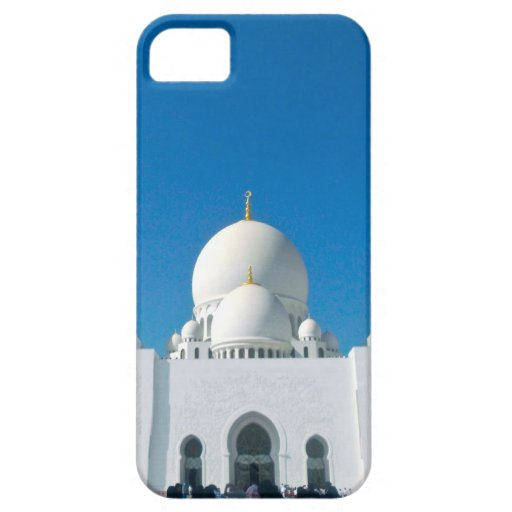 Mosque in Abu Dhabi iPhone 5 Case