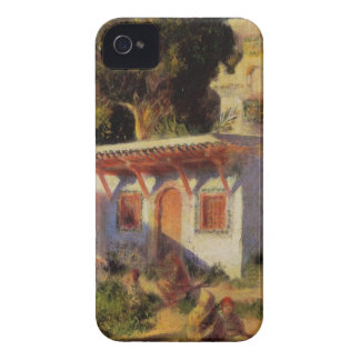 Mosque in Algiers by Pierre-Auguste Renoir iPhone 4 Case