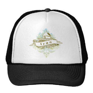 Mosque Iran Hat