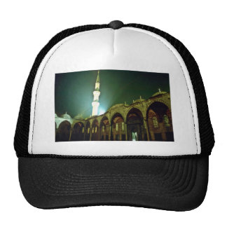 Mosque, Istanbul Mesh Hat