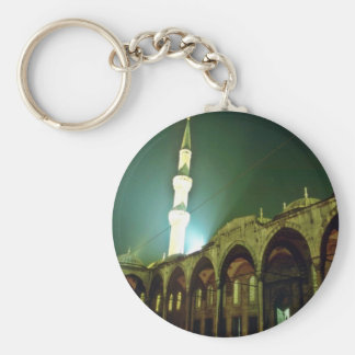 Mosque, Istanbul Key Chains