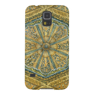 Mosque of Cordoba Spain. Mihrab cupola Case For Galaxy S5