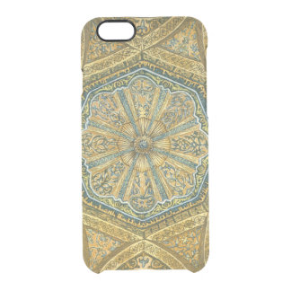 Mosque of Cordoba Spain. Mihrab cupola Clear iPhone 6/6S Case
