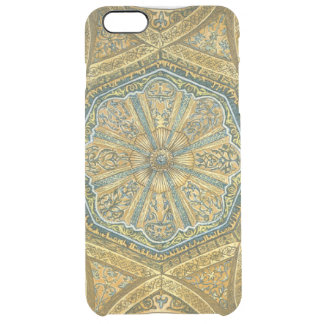 Mosque of Cordoba Spain. Mihrab cupola Clear iPhone 6 Plus Case