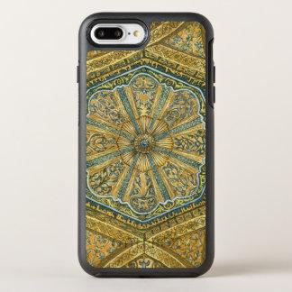 Mosque of Cordoba Spain. Mihrab cupola OtterBox Symmetry iPhone 8 Plus/7 Plus Case