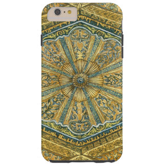 Mosque of Cordoba Spain. Mihrab cupola Tough iPhone 6 Plus Case