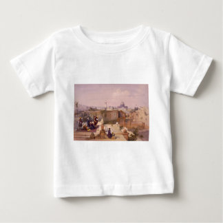 Mosque of Omar Shewing the Site of the Temple Baby T-Shirt