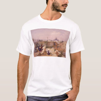 Mosque of Omar Shewing the Site of the Temple T-Shirt