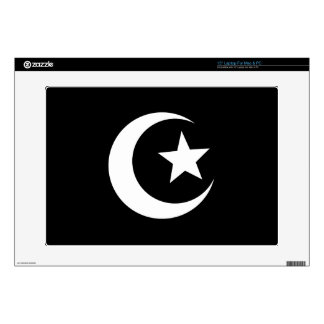 Mosque Pictogram Latop Skin Decal For Laptop