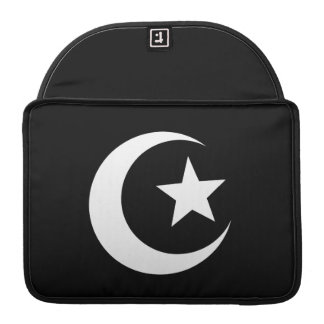 Mosque Pictogram MacBook Pro Sleeve