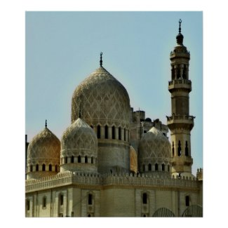 Mosque print