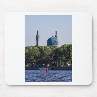 Mosque St Petersburg Russia Mouse Pad