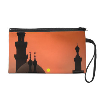 Mosques at Sunset Wristlet