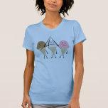 Mosqueteros napolitanos camiseta