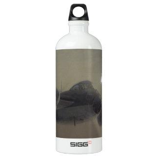 Mosquito Aluminum Water Bottle