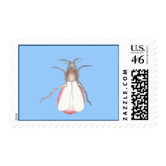 Mosquito Bite Postage Stamps