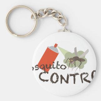 Mosquito Control Keychain