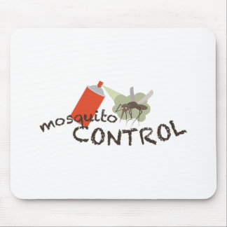 Mosquito Control Mouse Pad