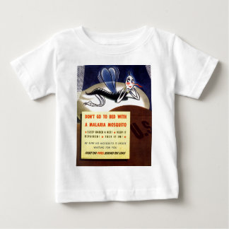 Mosquito de malaria de WWII T Shirts