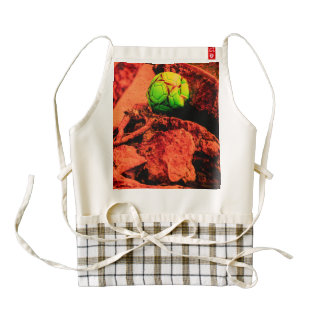 mosquito explorer zazzle HEART apron