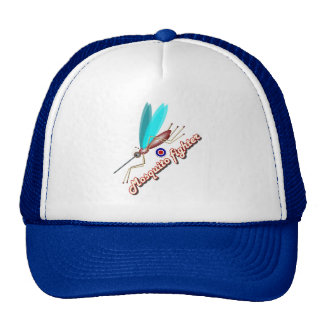 Mosquito fighter hat  by rafi talby