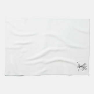 Mosquito Hand Towels