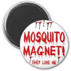 Mosquito Magnet magnet