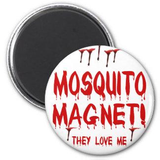 mosquito refrigerator magnets zazzle. Black Bedroom Furniture Sets. Home Design Ideas