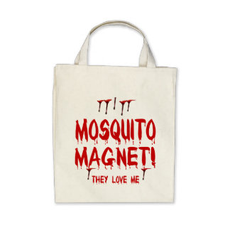 Mosquito Magnet Canvas Bags