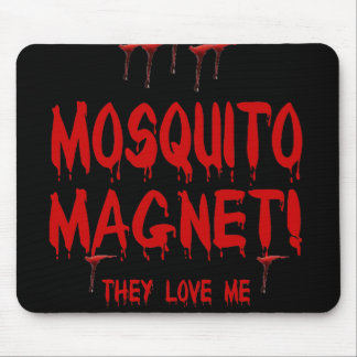 Mosquito Magnet Mouse Pad