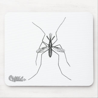Mosquito Mouse Pad