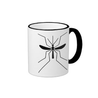 Mosquito Coffee Mugs
