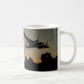 Mosquito Night Fighter Classic White Coffee Mug