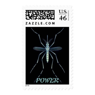 Mosquito POWER, Postage