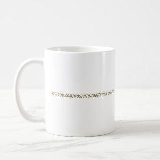 Mosquito Protection Society Classic White Coffee Mug