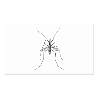 Mosquito Tarjeta De Visita