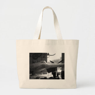 Mosquito...the wooden wonder canvas bag