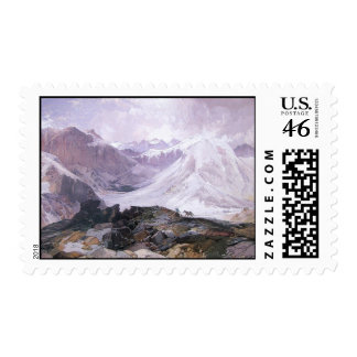 Mosquito Trail - 1874 Postage Stamp