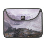 Mosquito Trail - Thomas Moran (1874) Sleeve For MacBook Pro