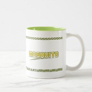 Mosquito Two-Tone Coffee Mug