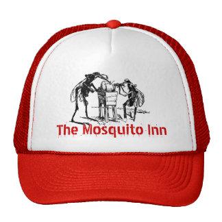 Mosquitoes The Mosquito Inn Sharpening Stone Promo Trucker Hat