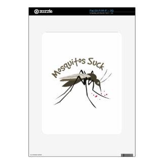 Mosquitos Suck iPad Skin