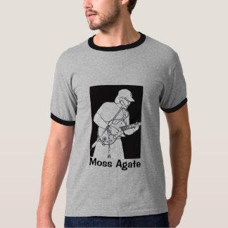 Moss Agate art shirt