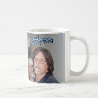 Moss Agate Mug