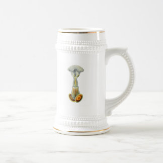 Moss Animal Beer Stein