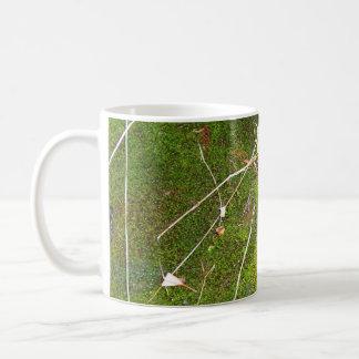 moss bed mug