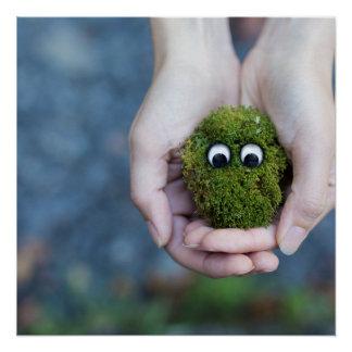 Moss eyes poster