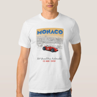 Moss - Grand Prix de Monaco 1956 Tshirt