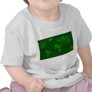 Moss green atlas shirt